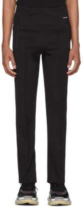 Balenciaga Black Archetype Track Pants
