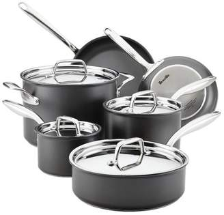 Breville Thermal Pro 10 Piece Hard-Anodized Non-Stick Cookware Set