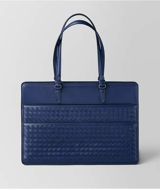 Bottega Veneta Atlantic Intrecciato Nappa Tribuna Bag