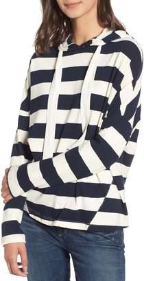 Stateside Stripe Hoodie