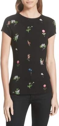 Ted Baker Roobey Florence Fitted Tee