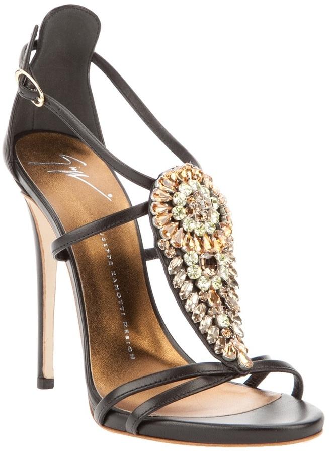 Giuseppe Zanotti Design Open toe sandal