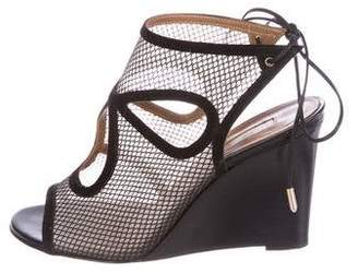 Aquazzura Sexy Thing 85 Wedges