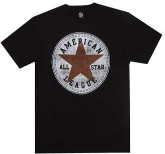 Pop Culture Young Men's Short Sleeve Crew Neck Graphic T-shirt