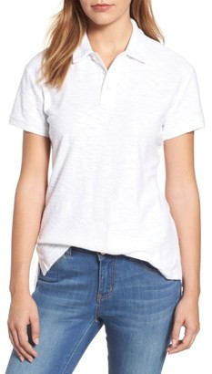 Women's Vineyard Vines Everyday Relaxed Fit Polo $65 thestylecure.com