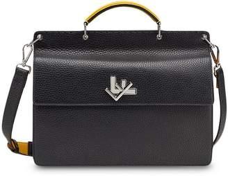 FF twist-lock briefcase