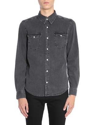 Givenchy 4g Denim Shirt