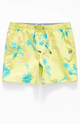 "Party Pants Testarossa 16"" Swim Trunks"