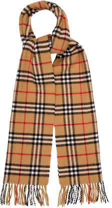 Burberry Burberry Wool Nova Check Scarf