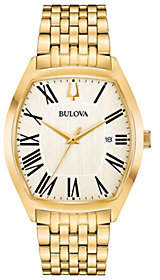 Bulova Men's Goldtone Classic Bracelet Watch