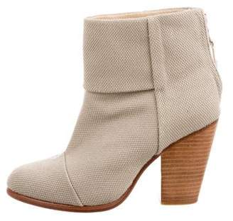 Rag & Bone High-Heel Ankle Boots