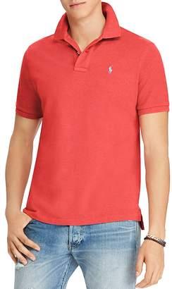 Polo Ralph Lauren Mesh Classic Fit Short Sleeve Polo Shirt