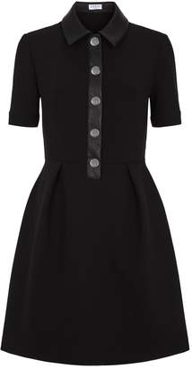 Claudie Pierlot Button Down Dress