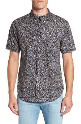 Reyn Spooner North Shore Juice Regular Fit Sport Shirt