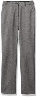 L.L. Bean L.L.Bean Weekend Pants, Herringbone