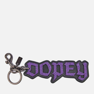 Coach 1941 Women's Disney X Dopey Bag Charm - Black/Chalk Multi