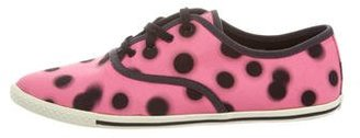 Marc by Marc Jacobs Polka Dot Low-Top Sneakers w/ Tags $75 thestylecure.com