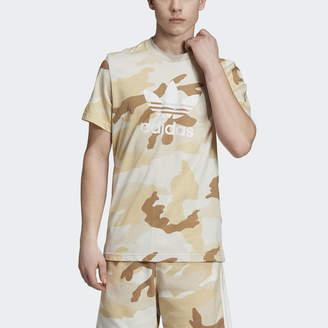 adidas Camouflage Trefoil Tee