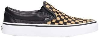 Vans Classic Slip-on Calf Leather Sneakers