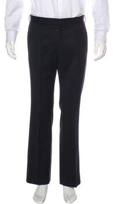 Gucci Wide-Leg Wool Pants