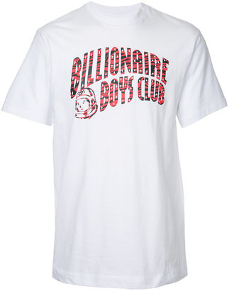 Billionaire Boys Club Zebra Camp Arch logo T-shirt $63.96 thestylecure.com
