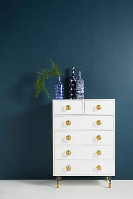 Tracey Boyd Lacquered Regency Six-Drawer Dresser