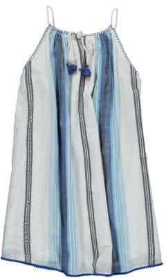 Sunchild Deia Cotton Striped Dress