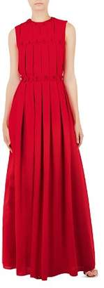 Ted Baker Saffrom Origami Pleated Gown