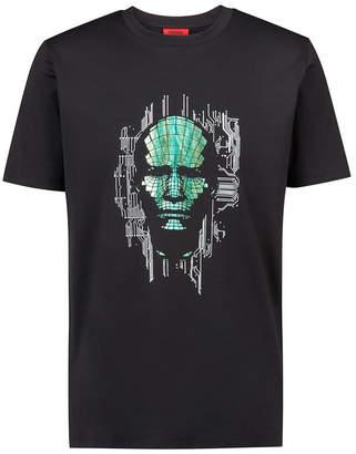 HUGO BOSS HUGO Men's Donductor Graphic T-Shirt