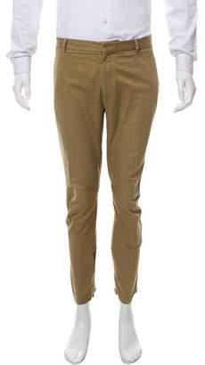 Lanvin Skinny Flat Front Pants