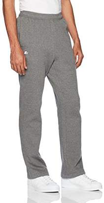 Starter Men's Open-Bottom Sweatpants Pockets