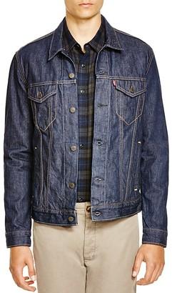 Levi's The Trucker Denim Jacket $89.50 thestylecure.com