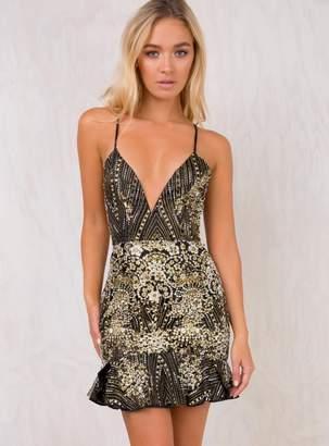 Massarelli Mini Dress