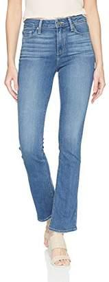 Paige Women's Petite Manhattan Bootcut Jean