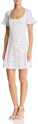 French Connection Alba Floral Dress