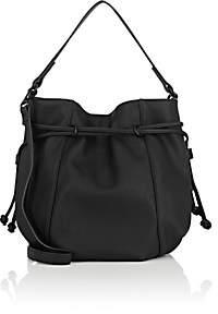 Barneys New York WOMEN'S BUCKET BAG-BLACK