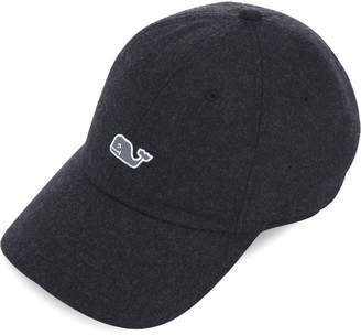 Vineyard Vines Wool Whale Logo Baseball Hat