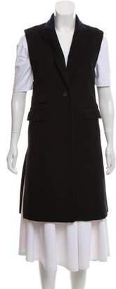 Veronica Beard Palmer Wool Vest