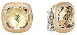 David Yurman Albion Champagne Stud Earrings