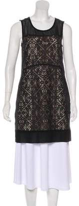 Marc by Marc Jacobs Guipure Lace Sleeveless Tunic