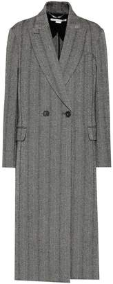 Stella McCartney Katherine herringbone coat