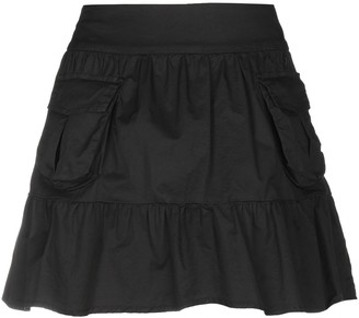 Galliano Mini skirts