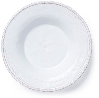 Vietri Bellezza Pasta Bowl - White