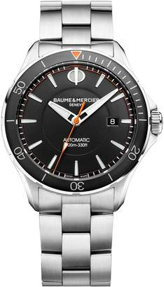 Baume & Mercier Clifton Automatic Bracelet Watch, 42mm
