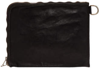 Guidi Black Horse Document Holder