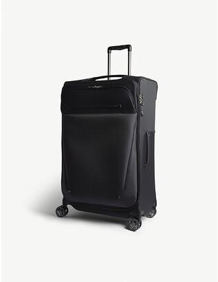 Selfridges Blite Icon B-Lite four-wheel spinner suitcase 78cm