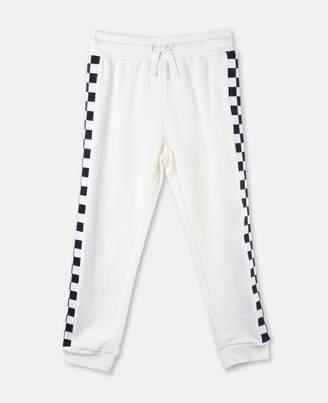 Stella McCartney patch check pants
