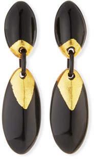Viktoria Hayman Statement Dangle Drop Earrings