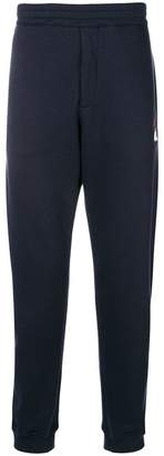 Alexander McQueen loose track trousers
