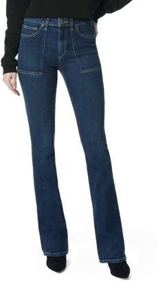 Joe's Jeans The High Rise Microflare Jeans